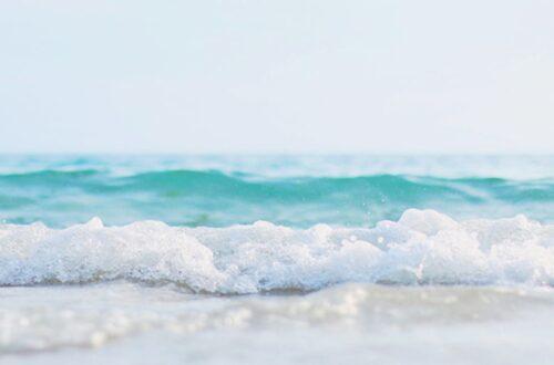 bord de mer : excellent pour la santé