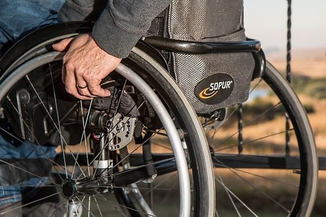 ergothérapeute handicap