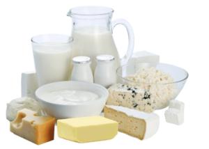 produits laitiers - les éviter contre les ronflements