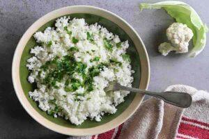 recette : riz