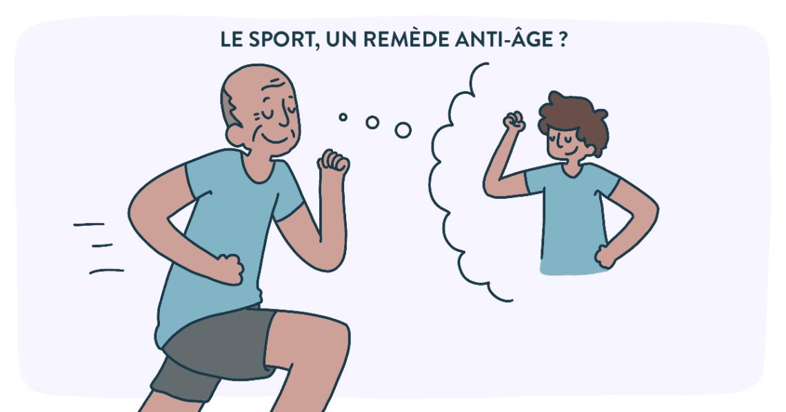 Le sport, un remède anti-âge