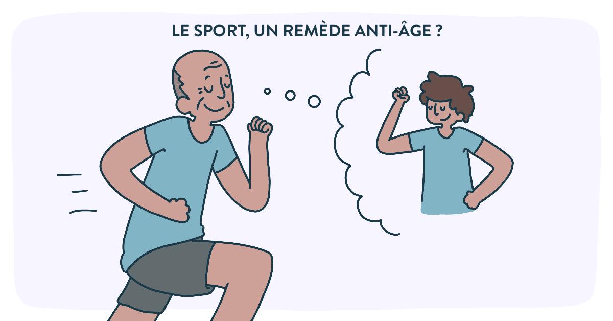 Quels sont les bienfaits du sport sur la peau ?