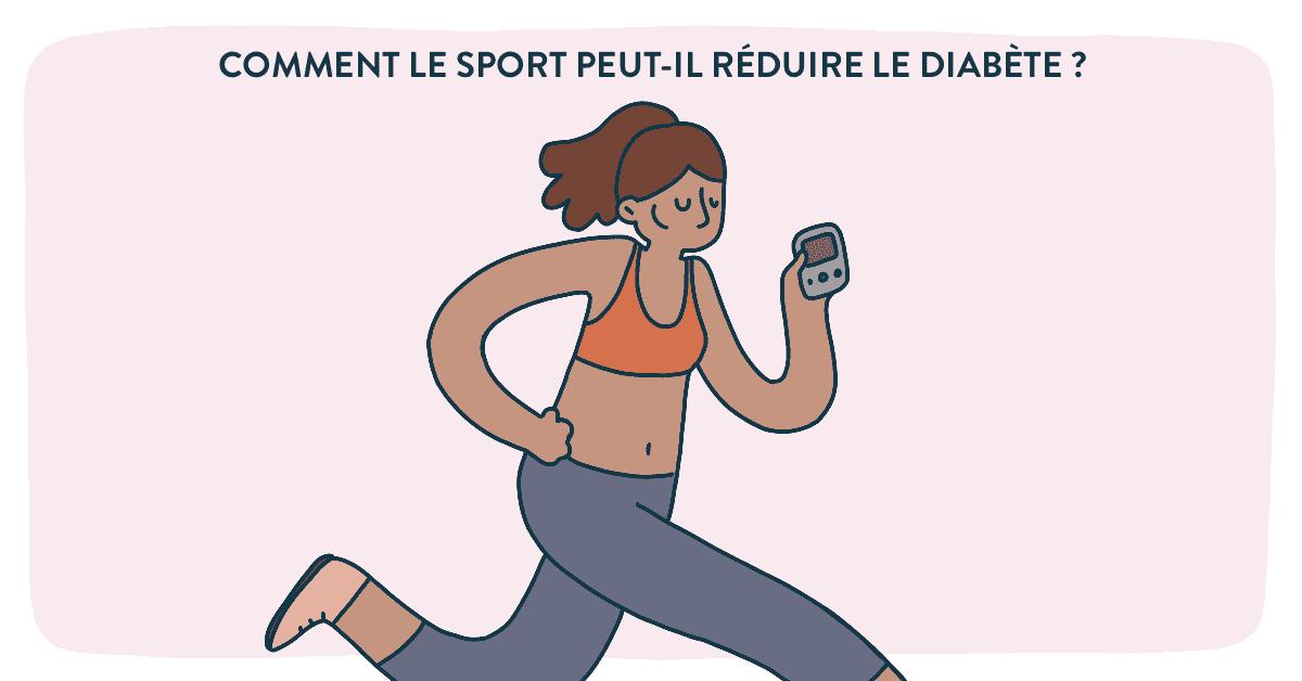 Sport et diabète sont-ils compatibles ?