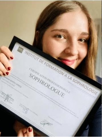 Emily Guedj - Sophrologue