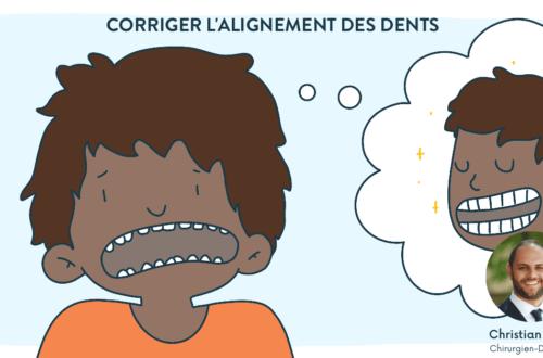 Comment corriger l'alignement des dents ?