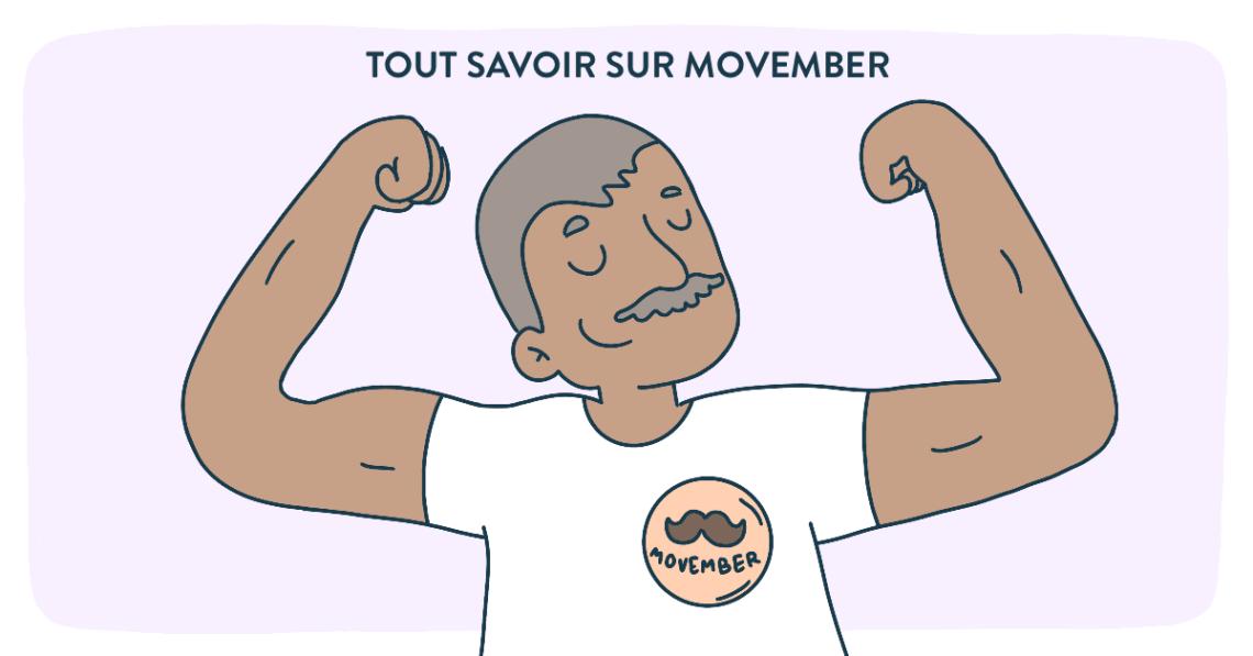 Tout savoir sur Movember