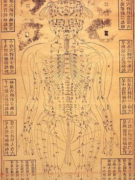 Acupuncture, une médecine traditionnelle ancestrale chinoise
