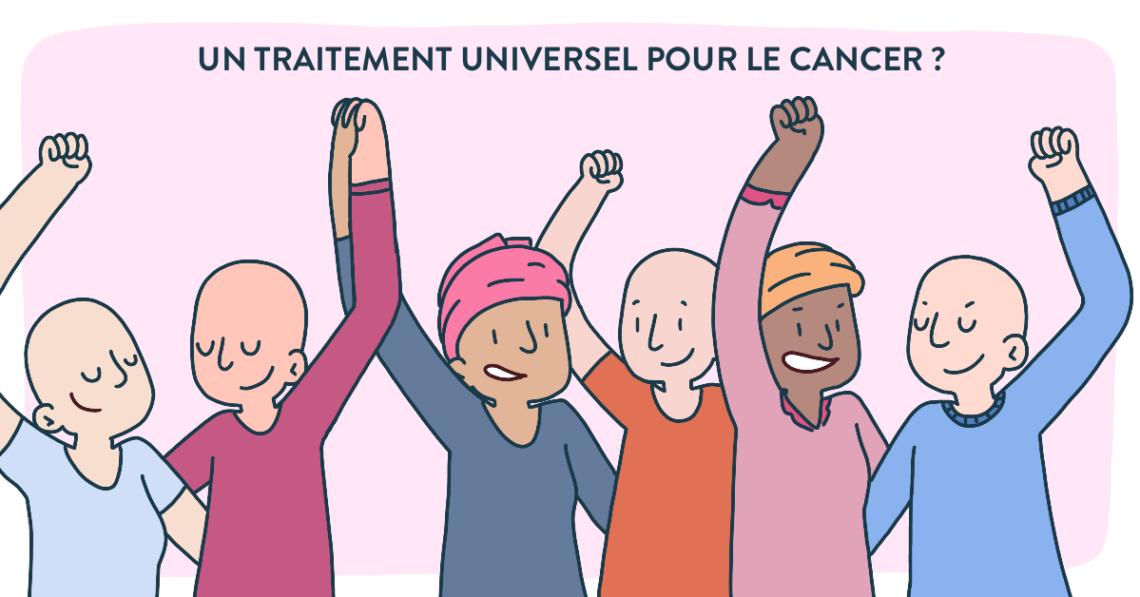un traitement universel contre le cancer ?