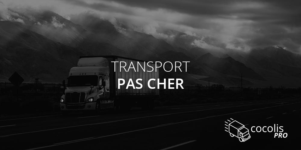 Transport pas cher