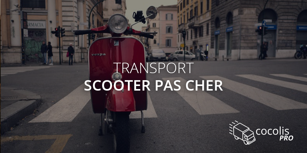 Transport scooter pas cher