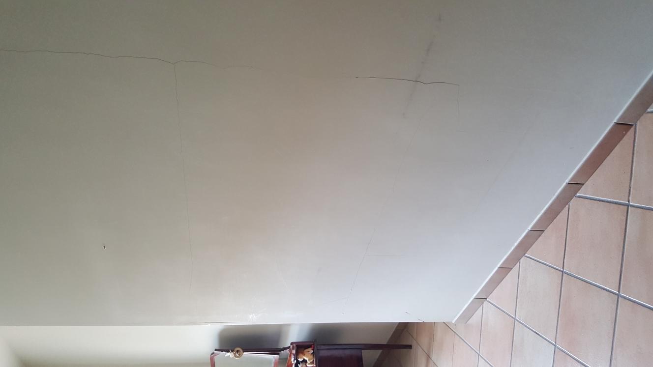 Muro Bagnato Cosa Fare seminterrato muro periferico bagnato