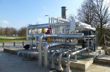 biogas RWZI