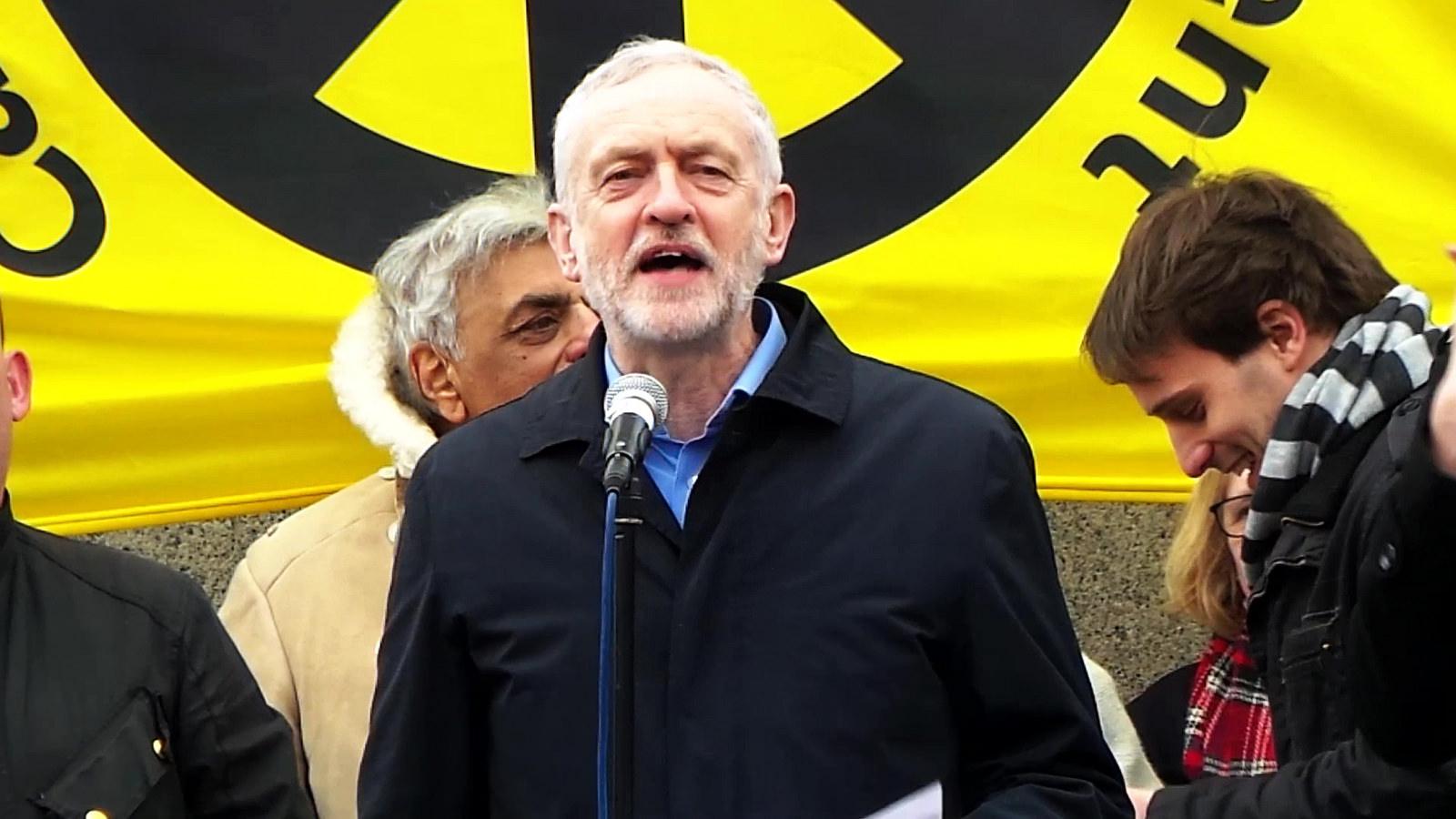 Corbyn horitzontal