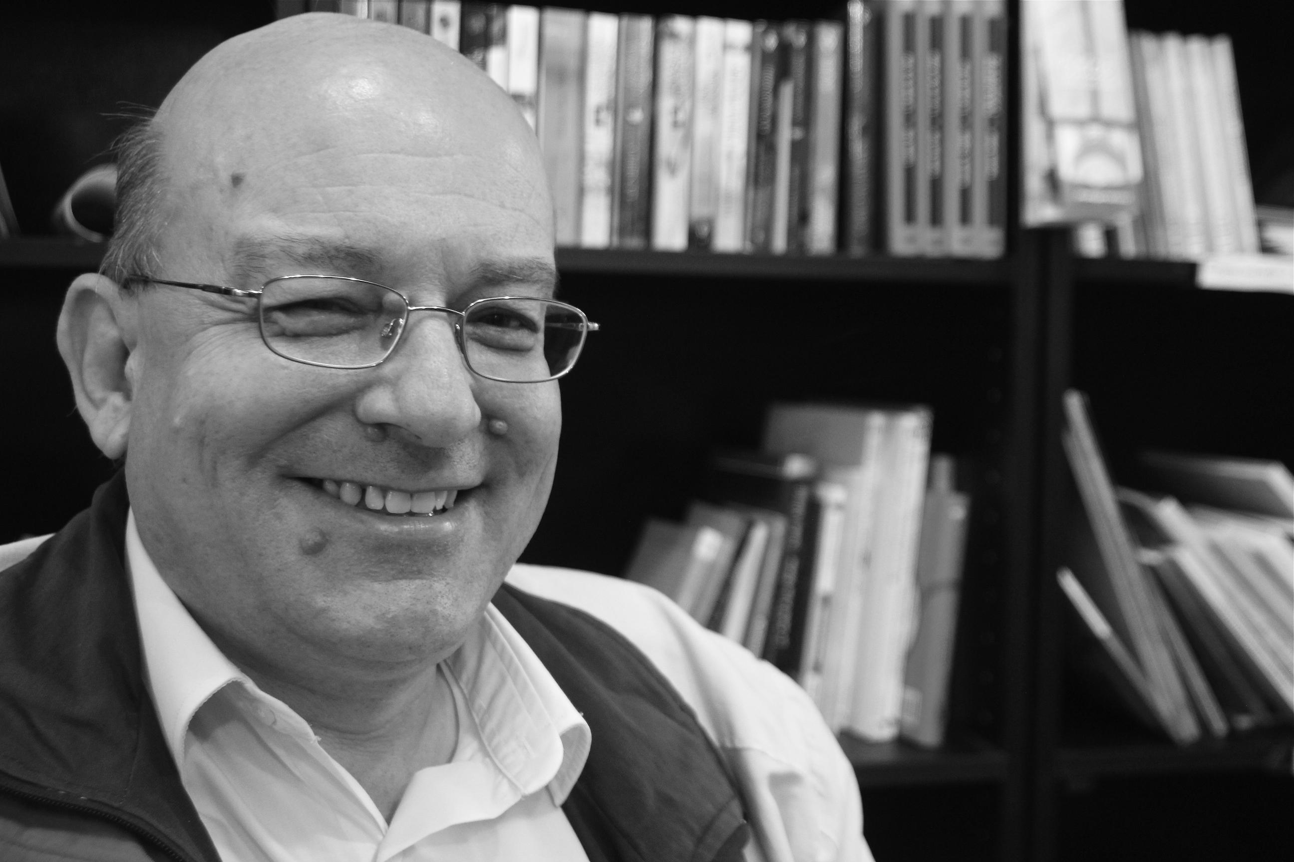 Moreno Cabrera critica uns discursos supermacistes que, al seu parer, dominen en el món filològic espanyol / TXALAPARTA