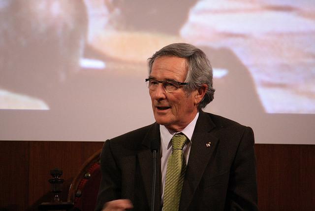 L'alcalde barceloní, Xavier Trias / Foto: CDC