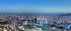 panoràmica Barcelona