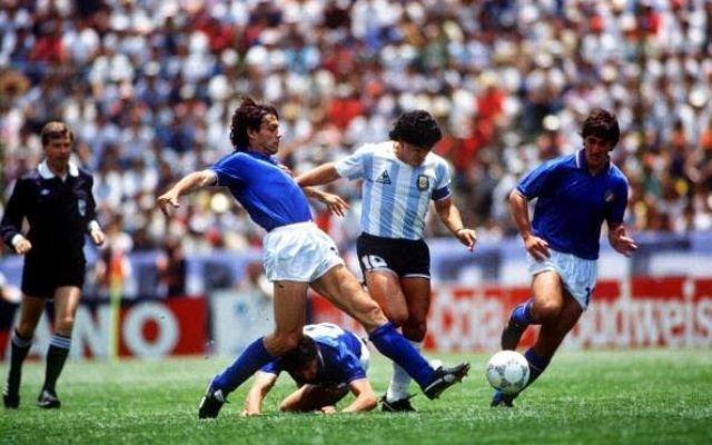 argentina-itàlia-mundial 1986_Nazionale Calcio