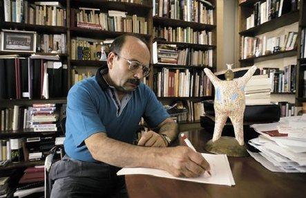 L'escriptor Manuel Vázquez Montalbán, reconegut barcelonista / WIKIMEDIA COMMONS