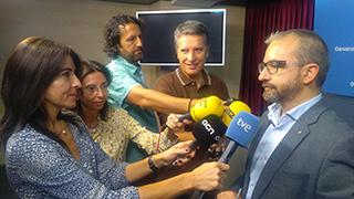 El secretari general de Treball de la Generalitat, Josep Ginesta / GENCAT