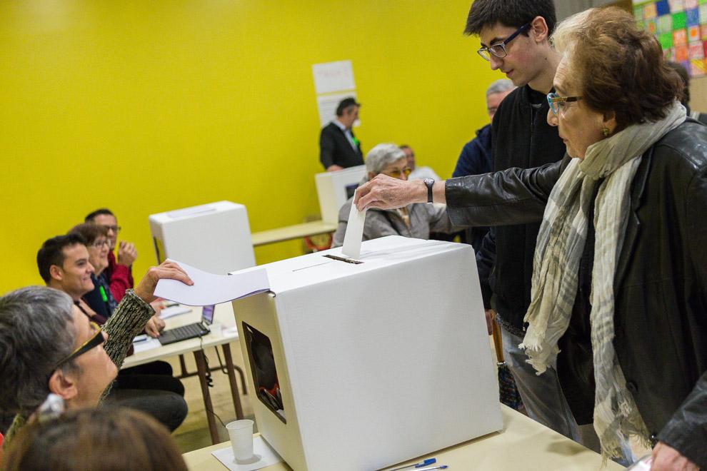 L'intent de capitalitzar políticament el 9-N pot no funcionar. Foto: Jordi Borràs