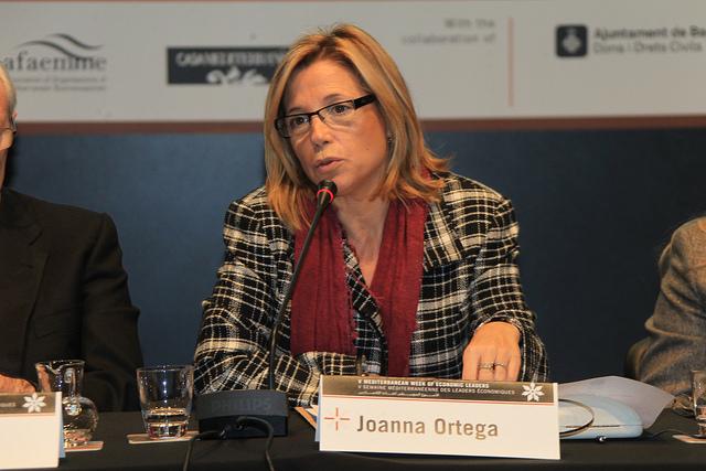Joana Ortega. Foto: Cambra BCN