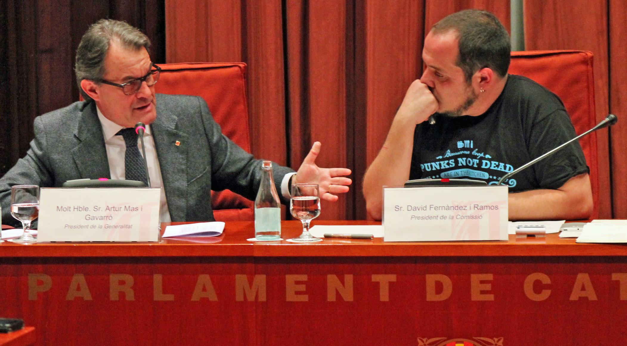Foto: Parlament de Catalunya.
