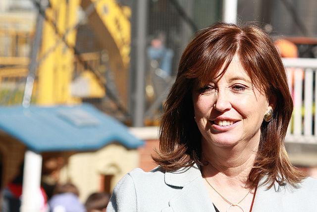 Irene Rigau, consellera d'Educació. Foto: CDC
