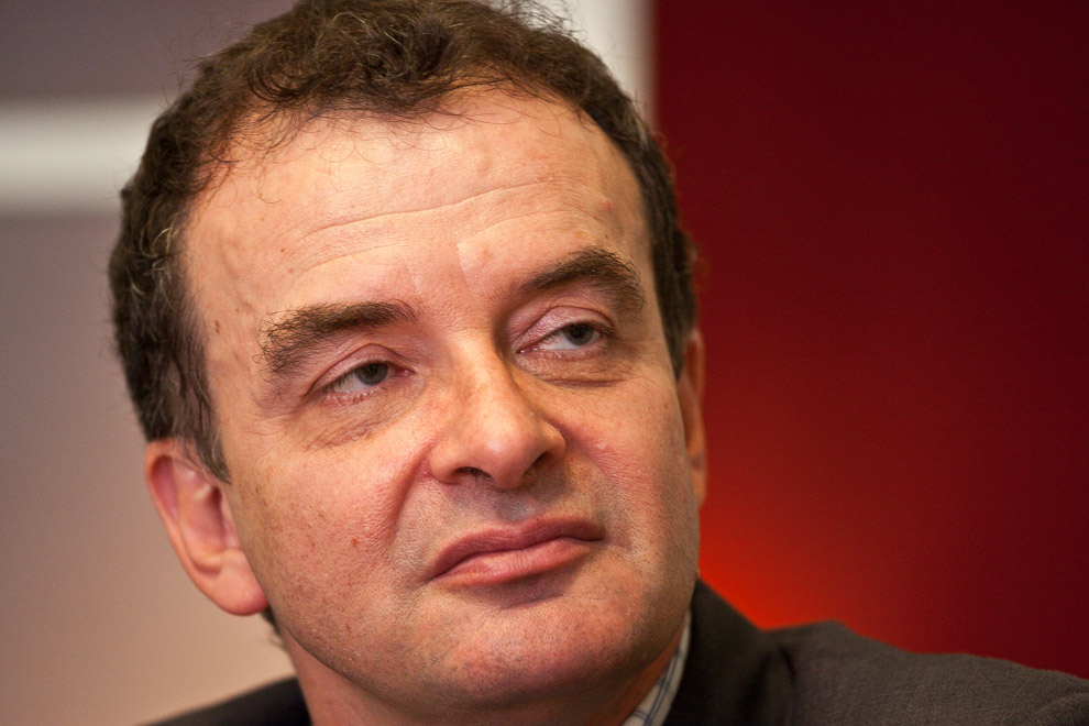 Alfred Bosch, alcaldable d'ERC. Foto: Jordi Borràs