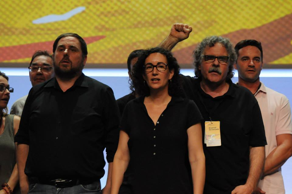 ERC ha apostat pel tàndem Rufián-Tardà.