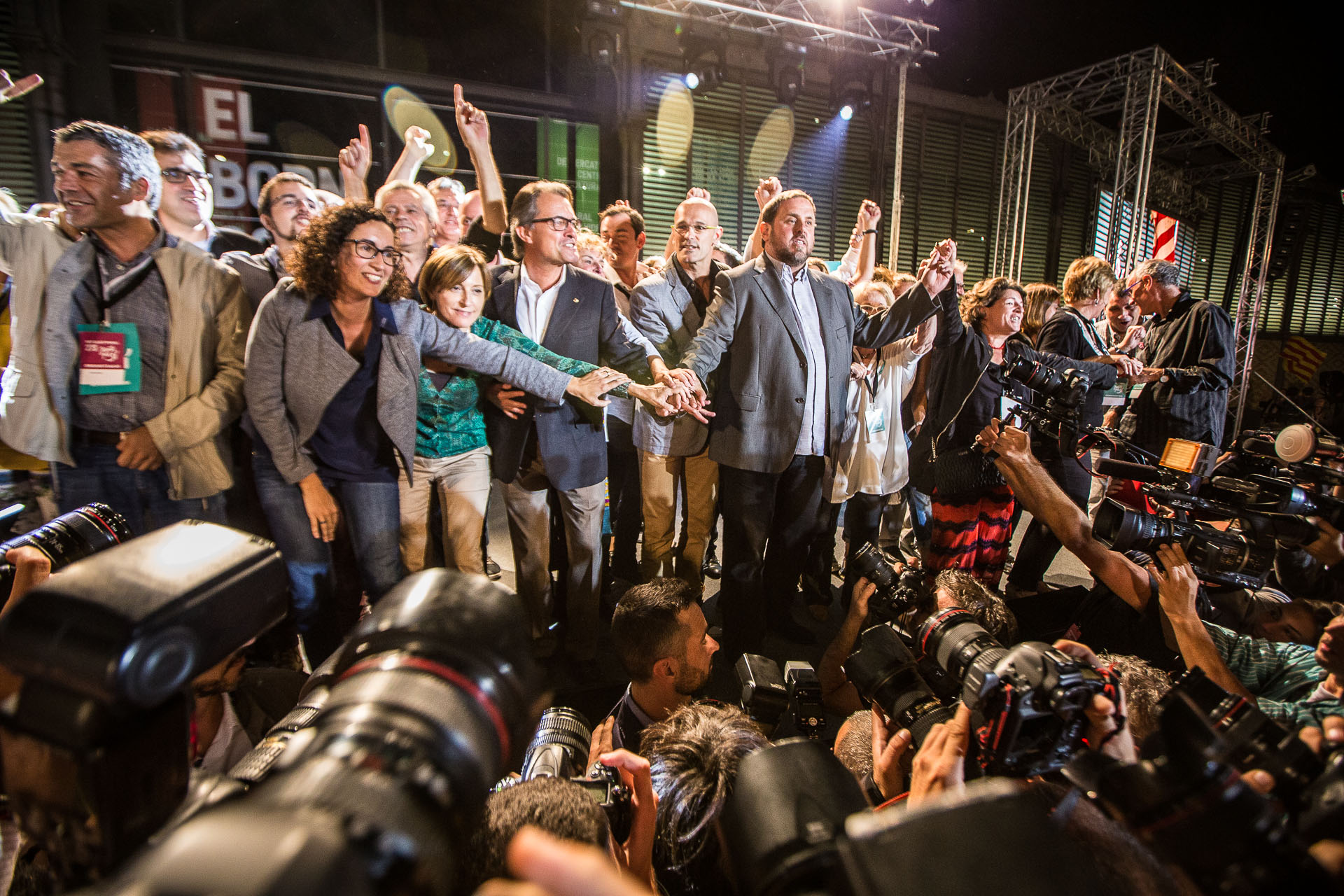 La governabilitat de l'Estat dependrà en gran mesura d'ERC i DL. Foto: Jordi Borràs
