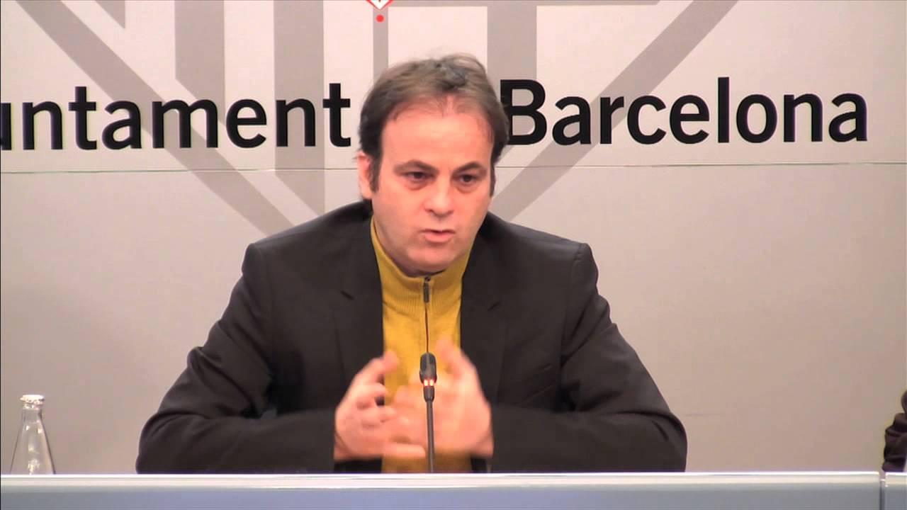 Jaume Asens, tinent d'alcalde de l'Ajuntament
