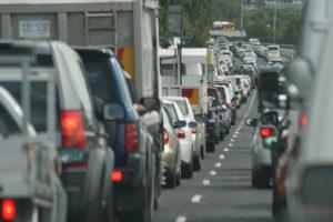 Les emissions provinents dels vehicles privats són una de les causes principals de la contaminació / Foto: Simon Forsyth