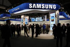 Estand de Samsung al Mobile World COngress de 2012 / Anders Ekström