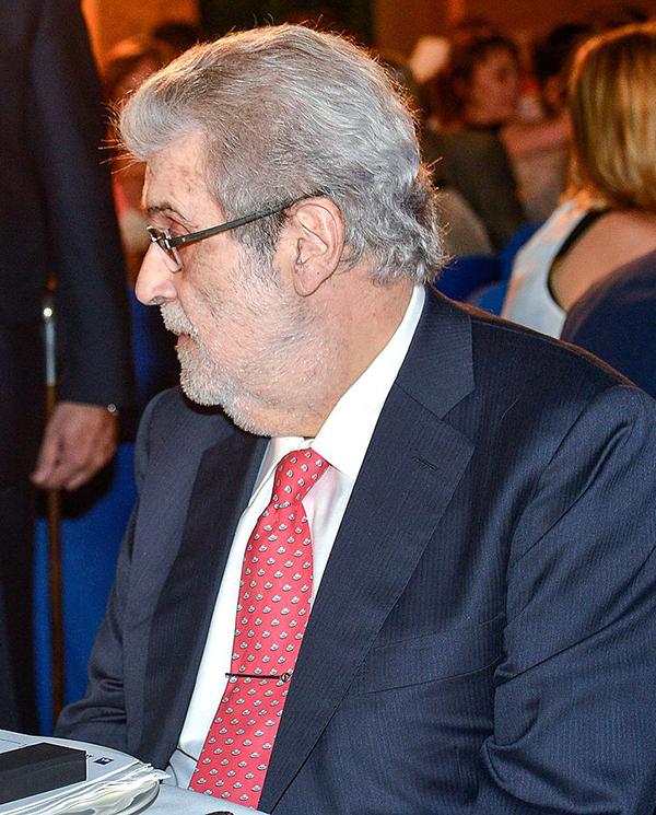 José Manuel Lara, president del Grup Planeta. Foto: Junta Informa