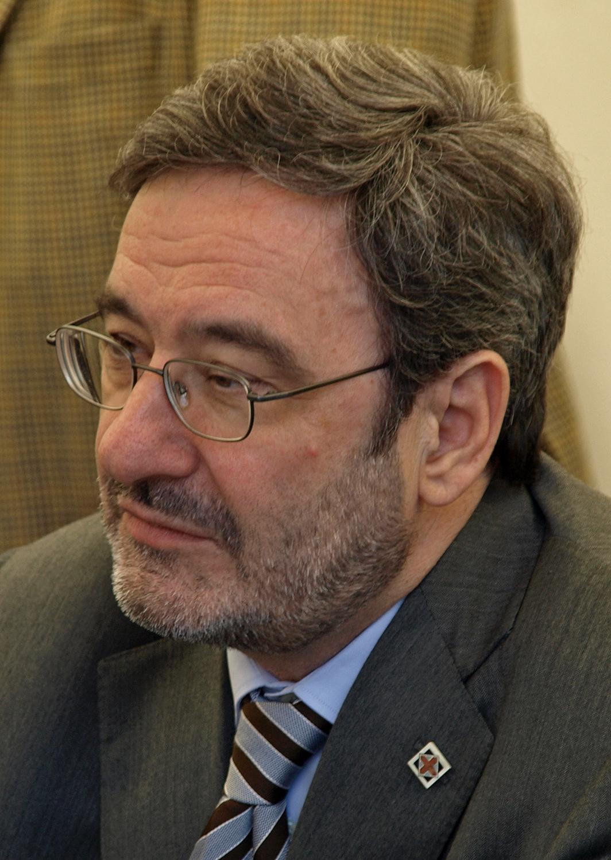 Narcís Serra, president de Catalunya Caixa.
