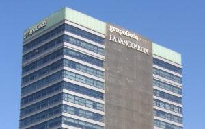 Edifici del Grup Godó, a Barcelona / ELECTRO07