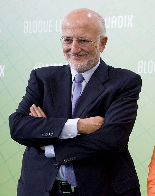 Juan Roig, propietari de Mercadona / JUNTA INFORMA