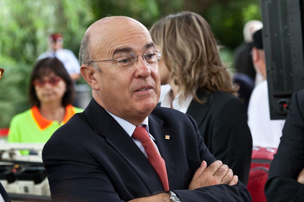 Boi Ruiz, conseller de Sanitat / JORDI BORRÀS