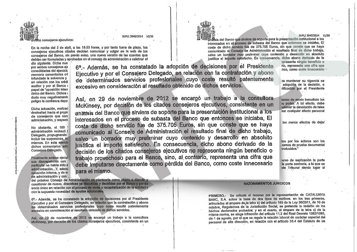 Extracte de la carta d'acomiadament d'Adolf Todó.