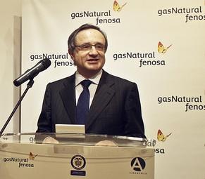 Rafael Villaseca, conseller delegat de Gas Natural / CASA AMÉRICA