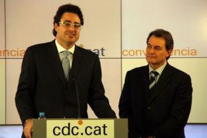 David Madí va ser el fitxatge estrella de Deloitte a Catalunya. Foto: CDC