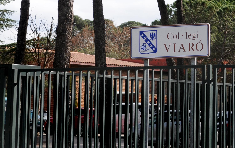 Col·legi Viaró, a Sant Cugat / IVAN G. COSTA