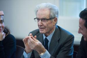 Antonio Garrigues Walker. Foto: US Embassy Madrid