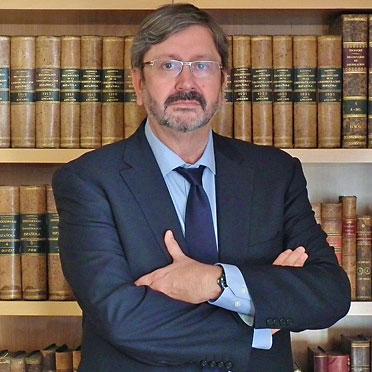 Francesc José María, l'advocat de la sanitat catalana. Foto: Gabinet Jurídic FJM
