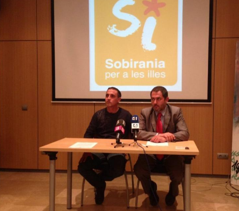 Presentació de Sobirania per a les Illes / SI