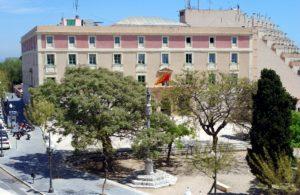 El Palau de la Diputació / DIPUTACIÓ DE TARRAGONA