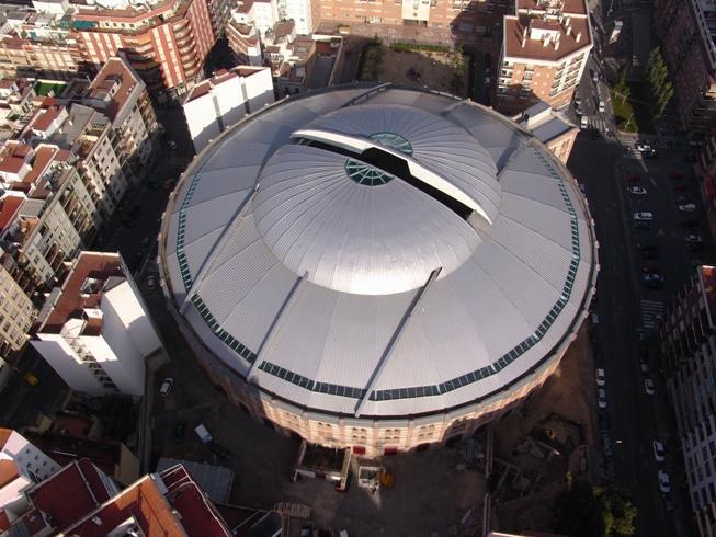 Vista aèria del Tarraco Arena Plaça / DIPUTACIÓ DE TARRAGONA