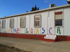 Mòdul prefabricat a l'Escola Carme Guash, a Figueres. / ESCOLA CARME GUASH