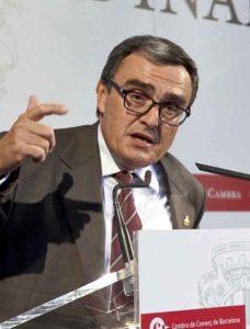 Àngel Ros, alcalde de Lleida. Foto: Cambra BCN