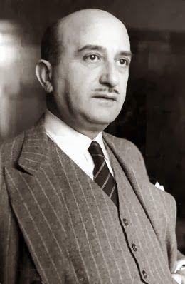 Luis de Galinsoga representa l'etapa més franquista de 'La Vanguàrdia'.